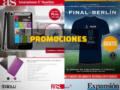 Promociones Prensa