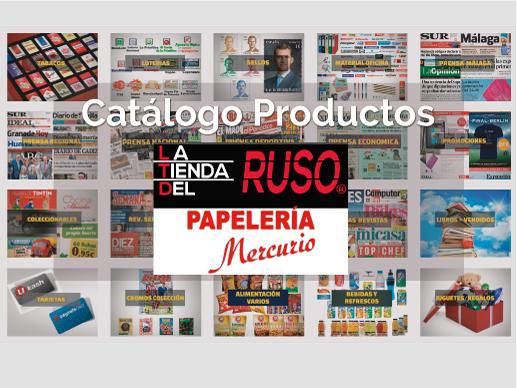 Consulta Nuestro Catálogo