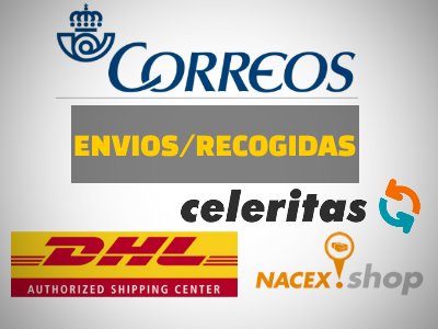 Envíos y Recogidas Devoluciones de Compra de Correos y Mensajería